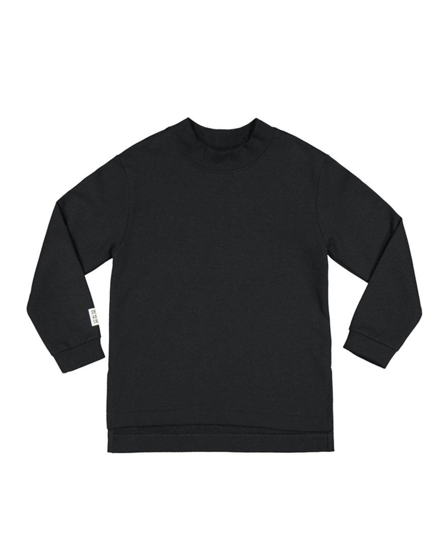 MAINIO PURE SWEATSHIRT, BLACK