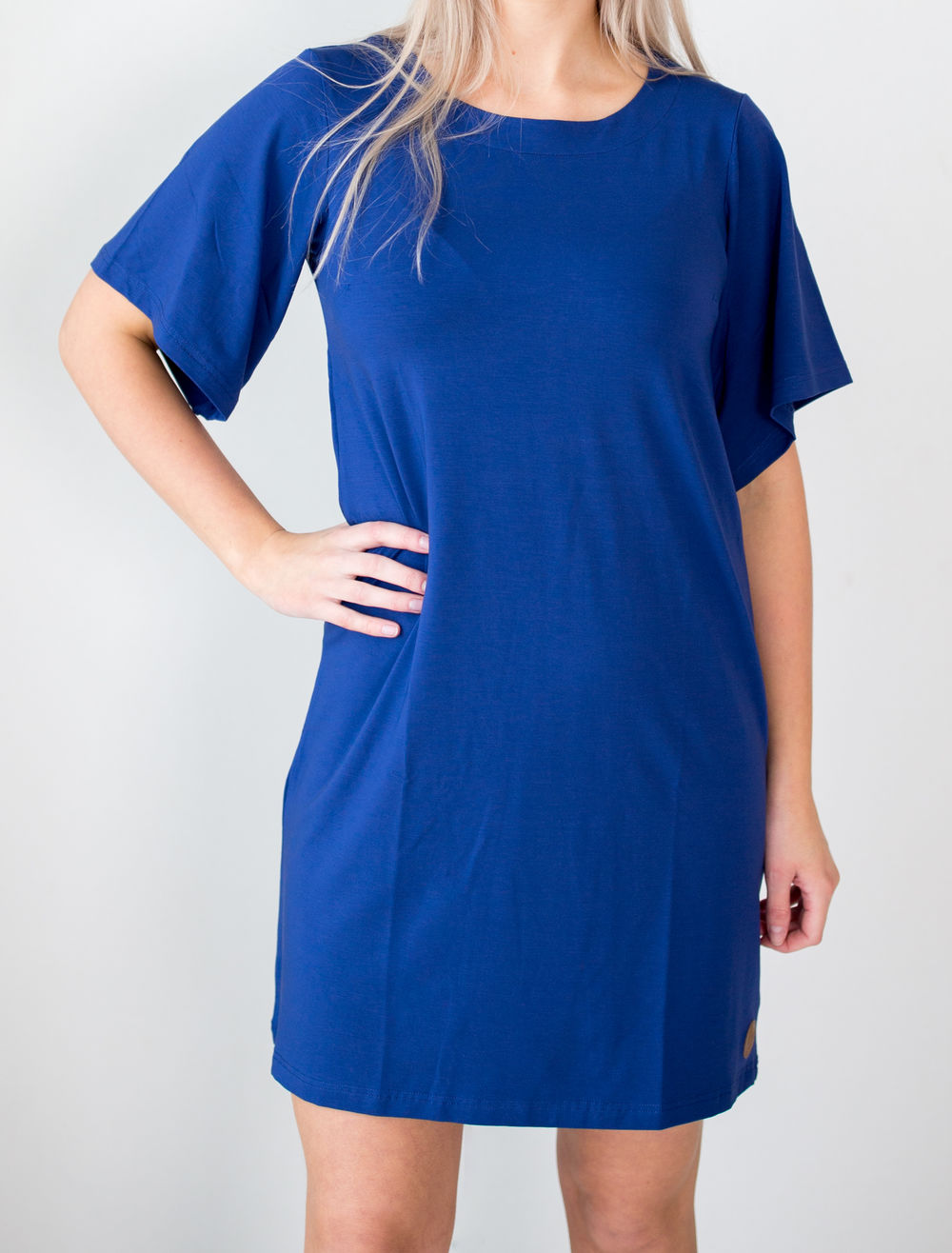 BLAA MANHATTAN DRESS, BLUE
