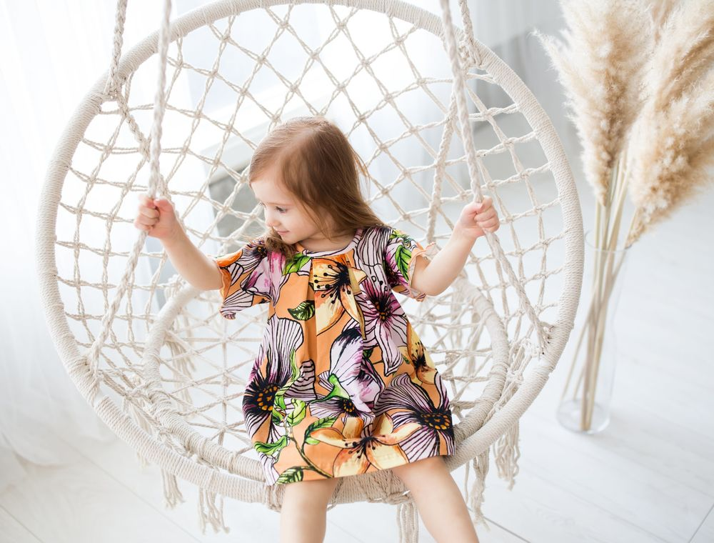 BLAA BALTIMORE DRESS, DAISY