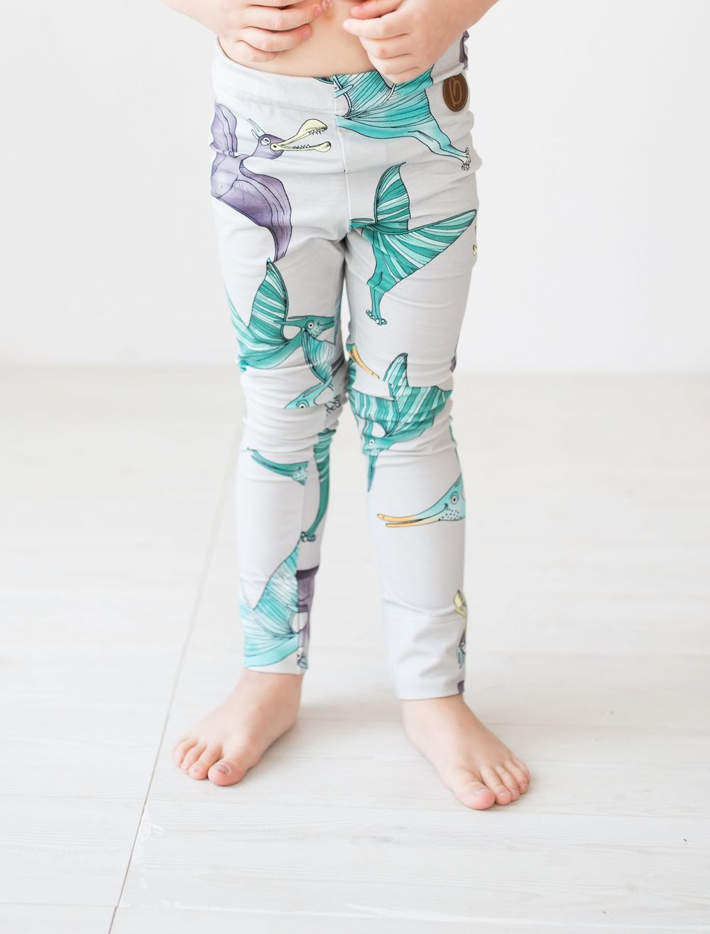 BLAA PARIS LEGGINGS, PTERODACTYL