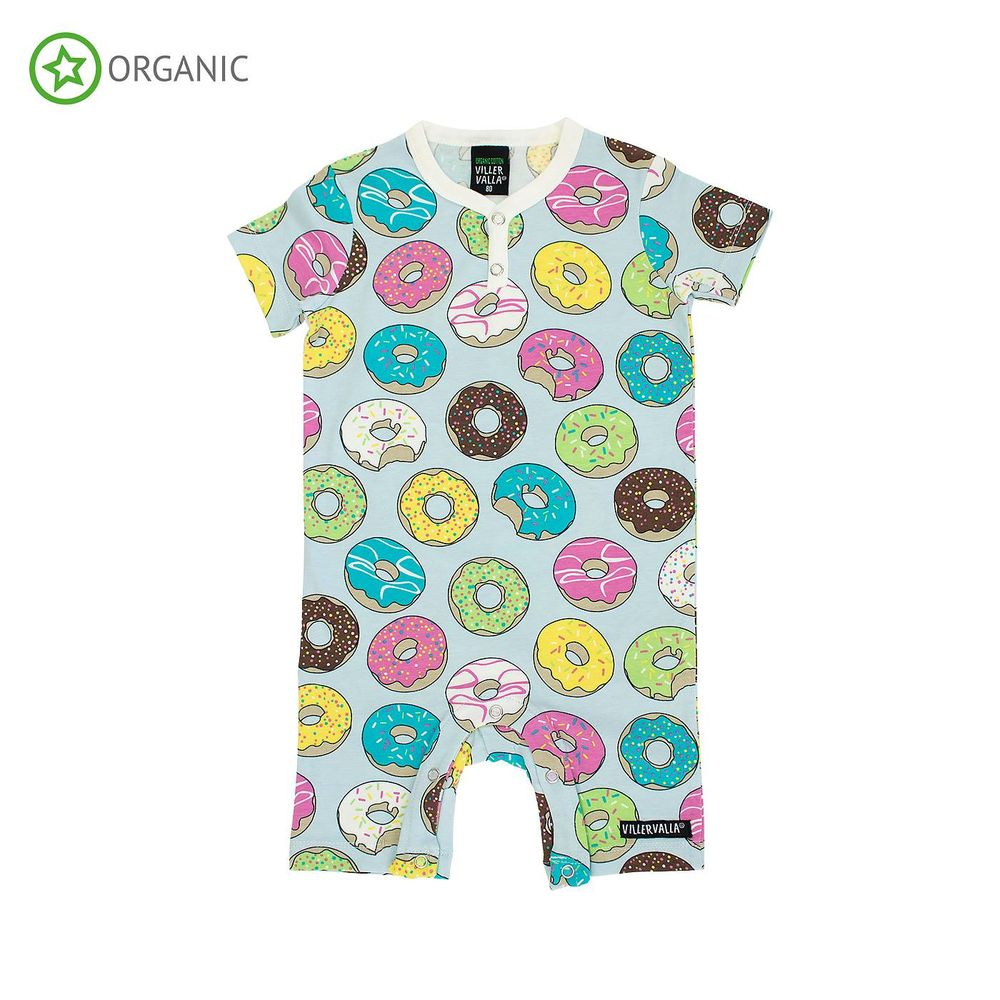 VILLERVALLA DONUT SUMMERSUIT, CEMENT