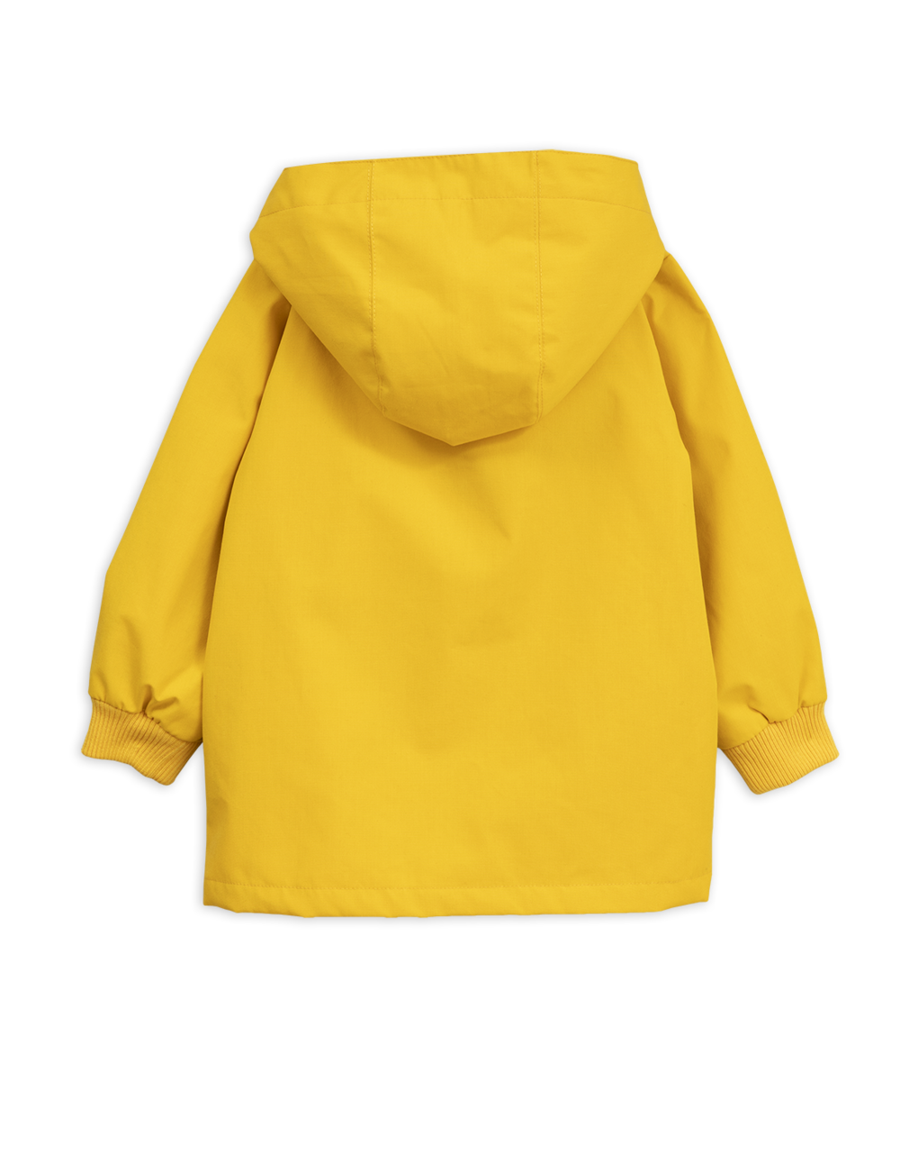 MINI RODINI PICO JACKET, YELLOW