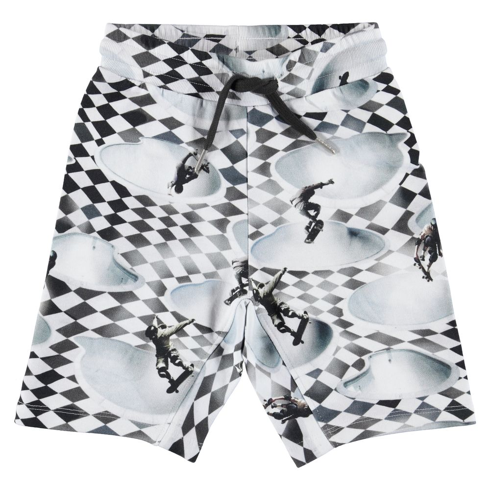 MOLO ALIASES SHORTS, SKATE CHECK