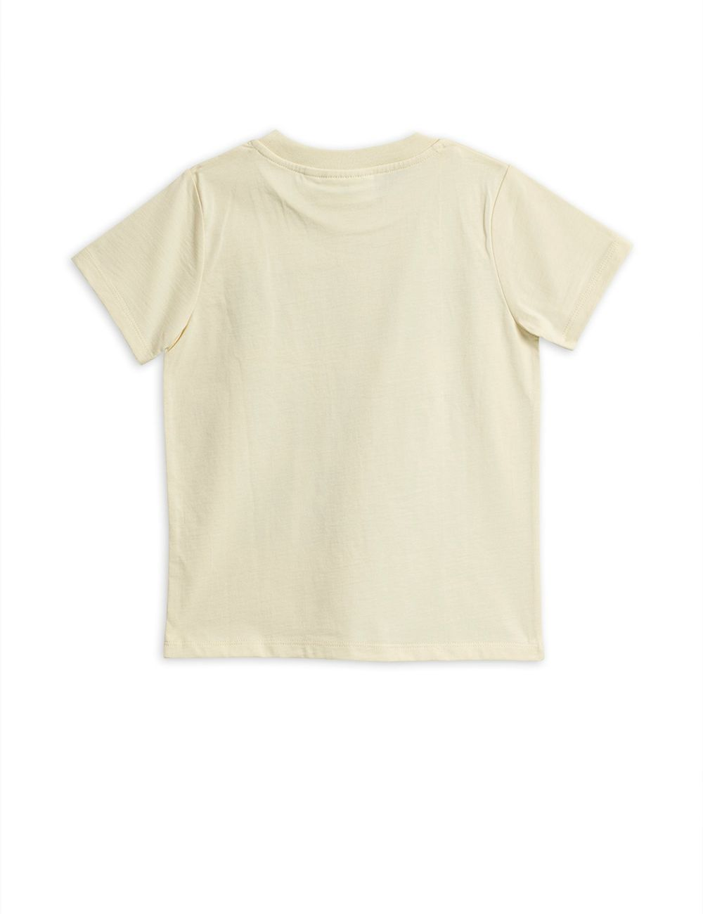 MINI RODINI BLAH SP SS TEE, OFFWHITE