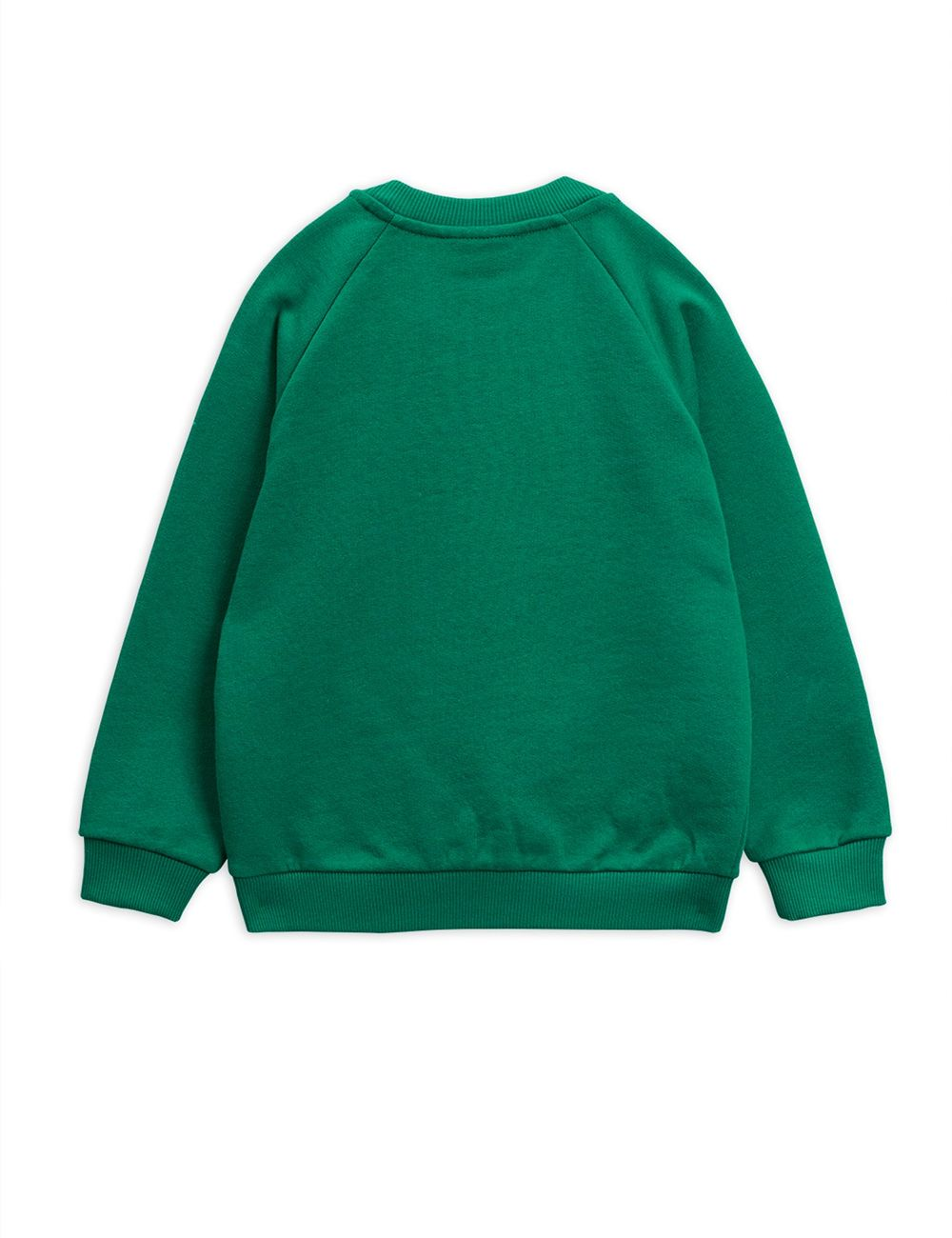 MINI RODINI BLAH SP SWEATSHIRT, GREEN