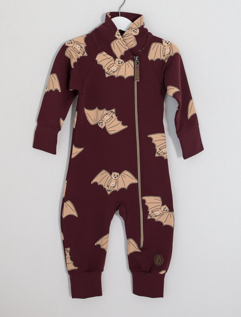BERN Jumpsuit Collegehaalari, Bat Chocolate