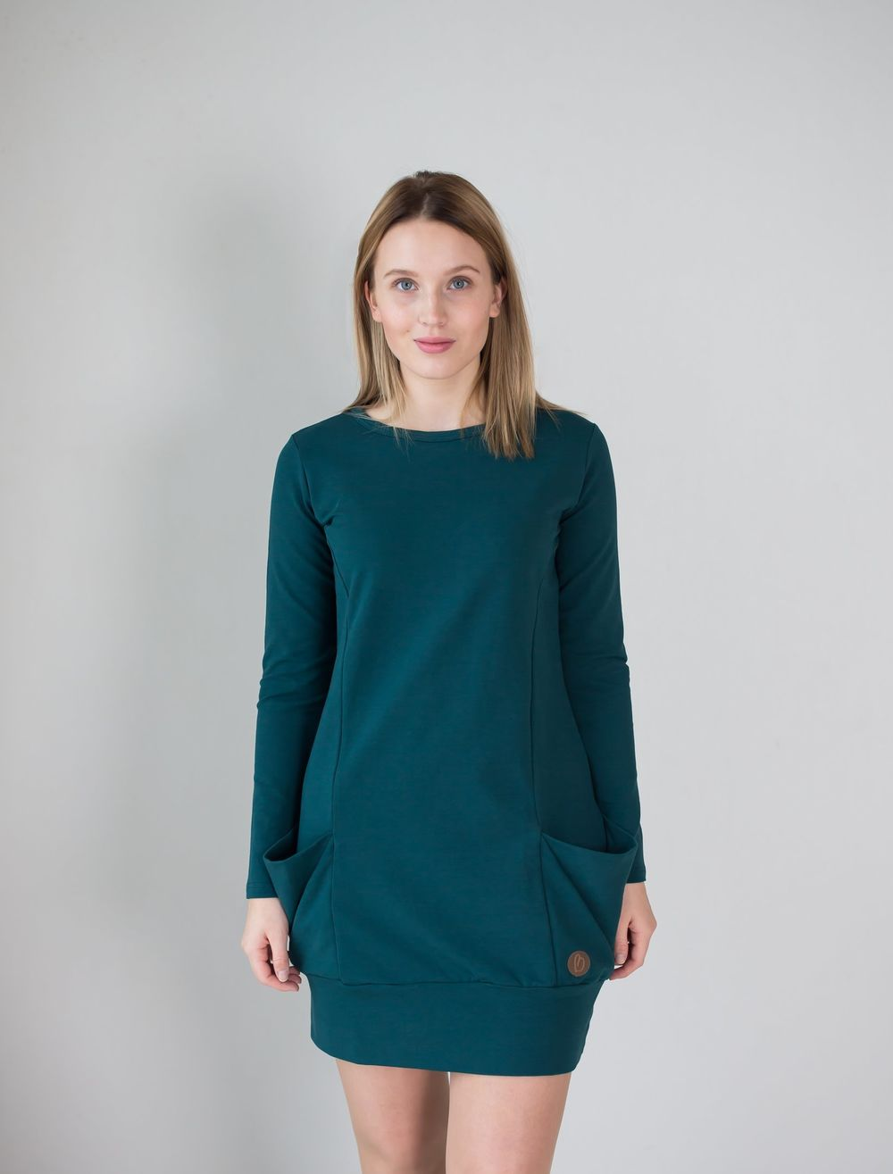 BLAA MAINE TUNIC, DEEP TEAL