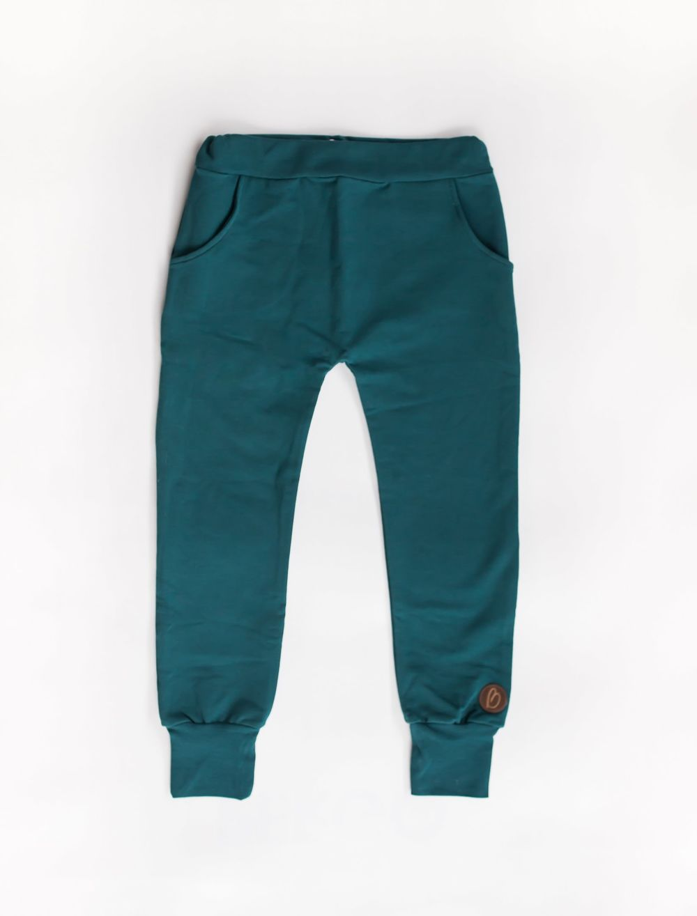 BLAA VALLETTA COLLEGE PANTS, DEEP TEAL