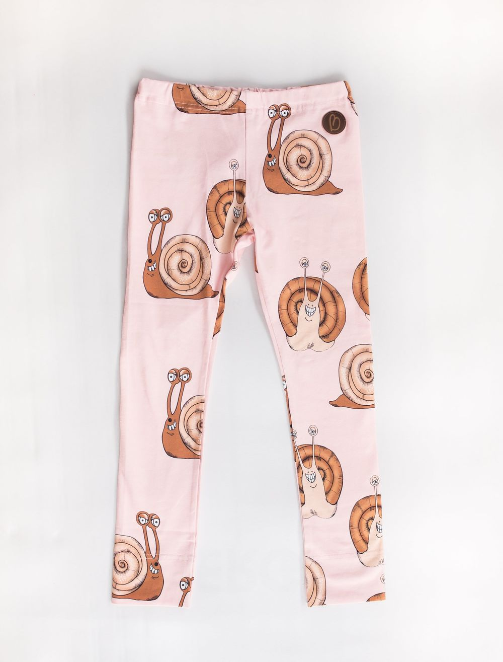 BLAA PARIS LEGGINGS, SNAIL ROSE
