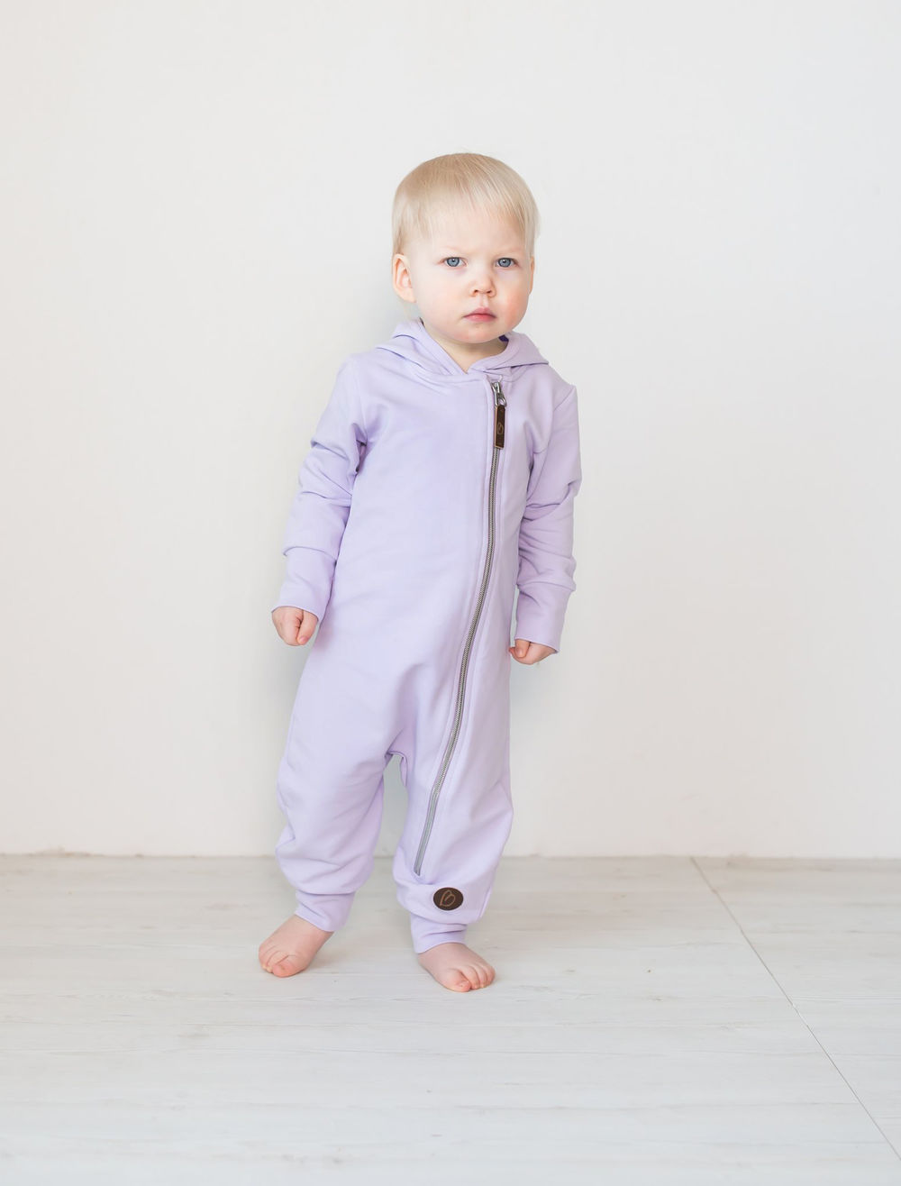 BLAA MILAN COLLEGE JUMPSUIT, LILAC