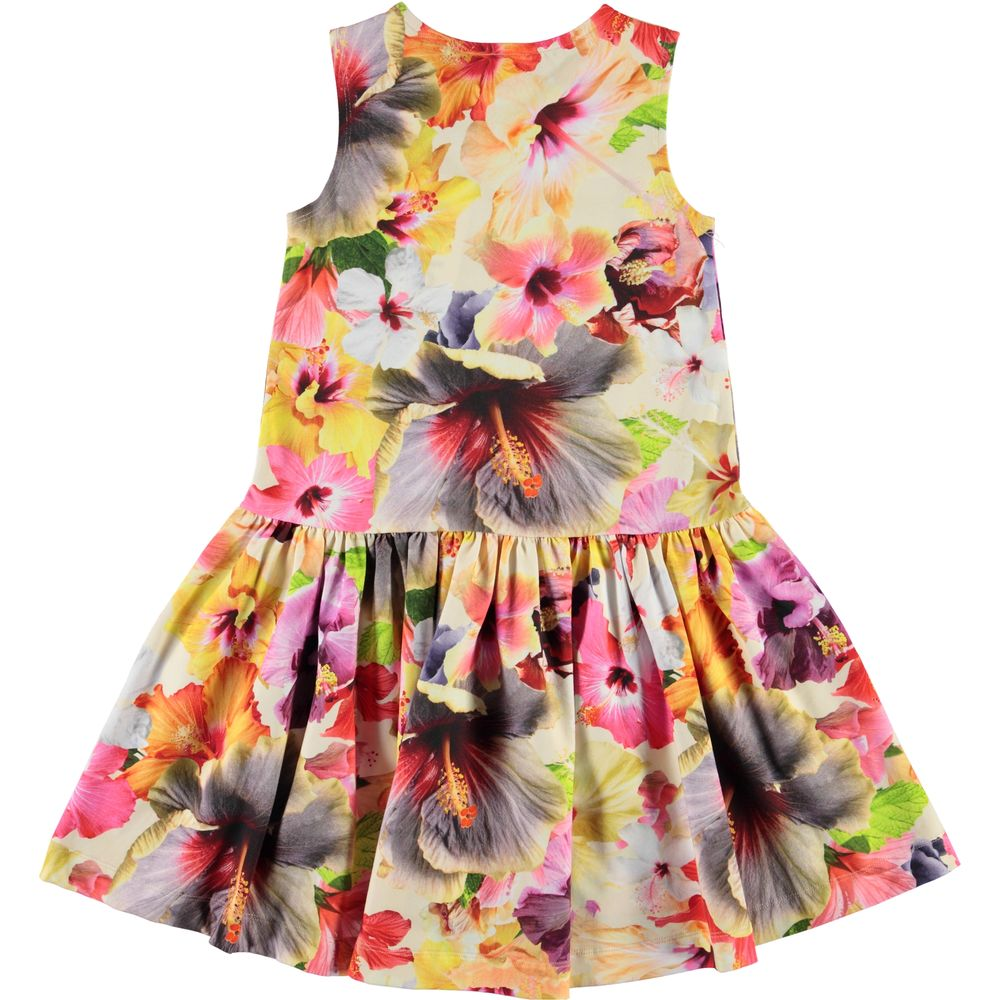 MOLO CANDICE DRESS SS, PACIFICFL