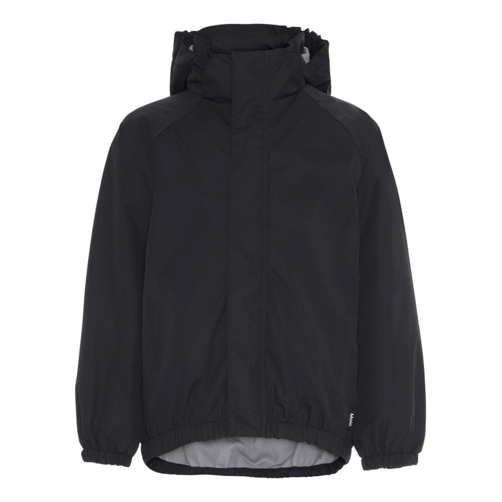 MOLO WAITON JACKET, BLACK