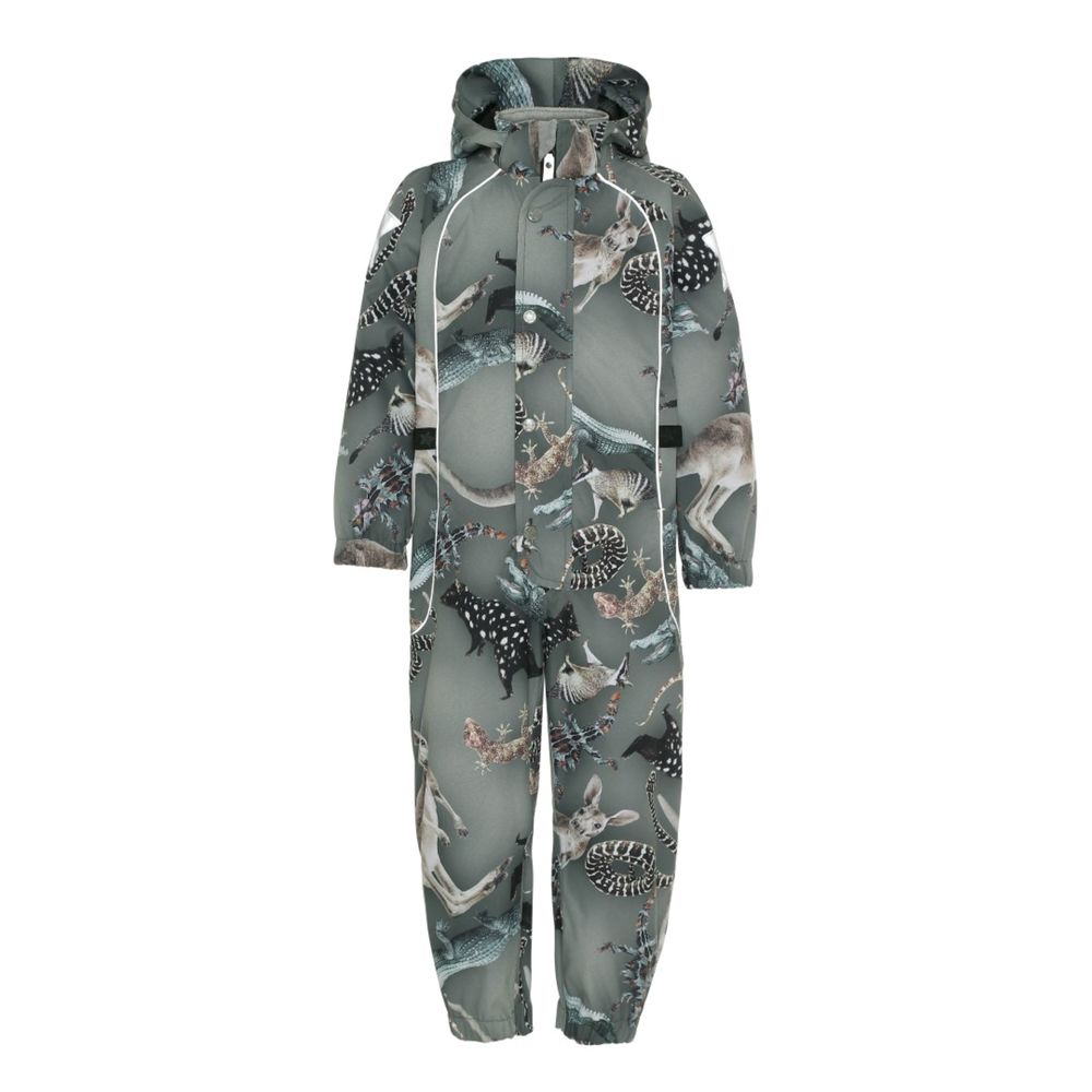 MOLO POLLY OVERALL, CAMO BUSH ANIMALS