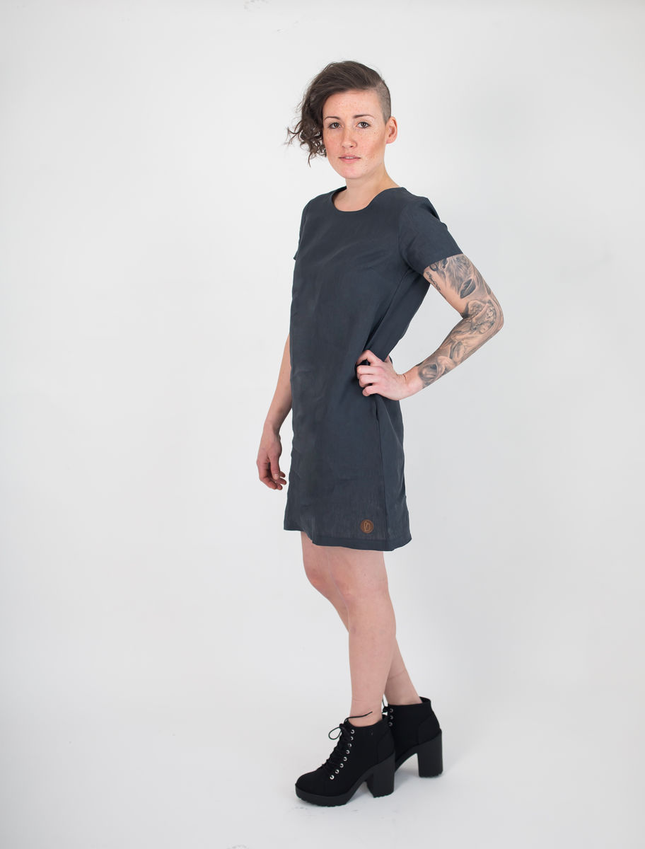 BLAA DUBLIN LINEN DRESS