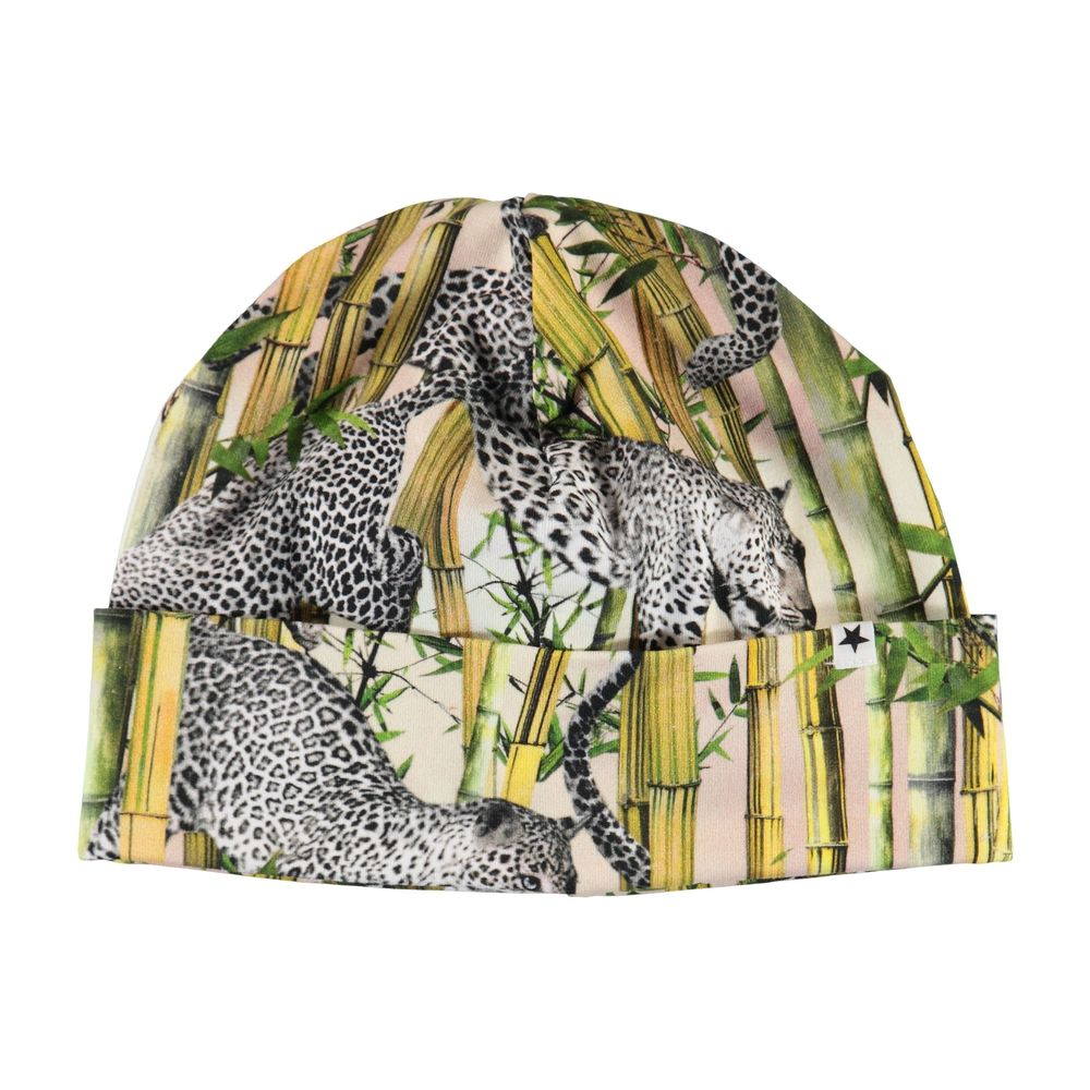 MOLO NAMORA HAT, FLYING LEOPARD