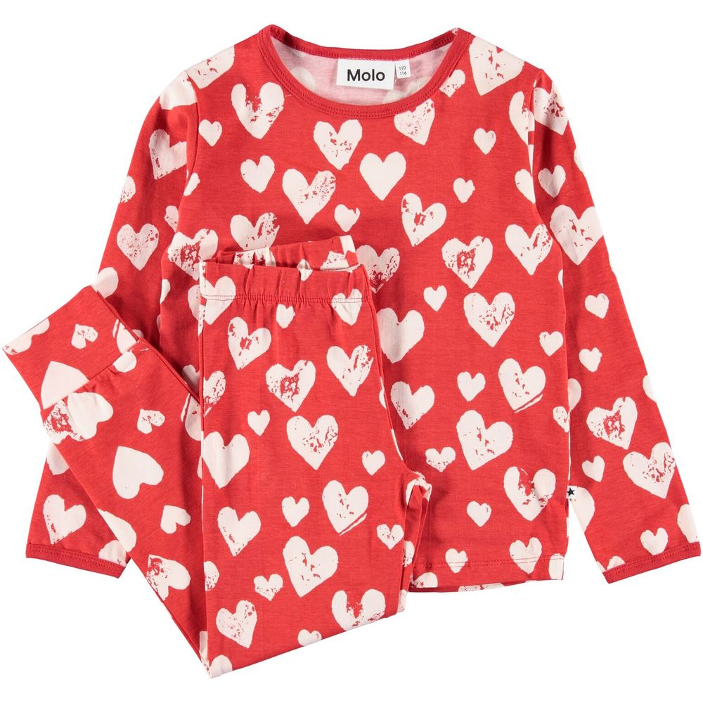 MOLO LOV SET, RED LOVE