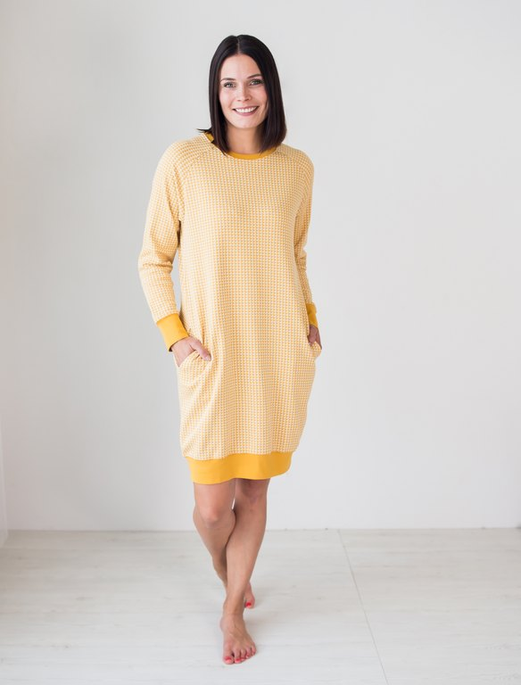 BLAA PHILADELPHIA TUNIC, STEPS HONEY