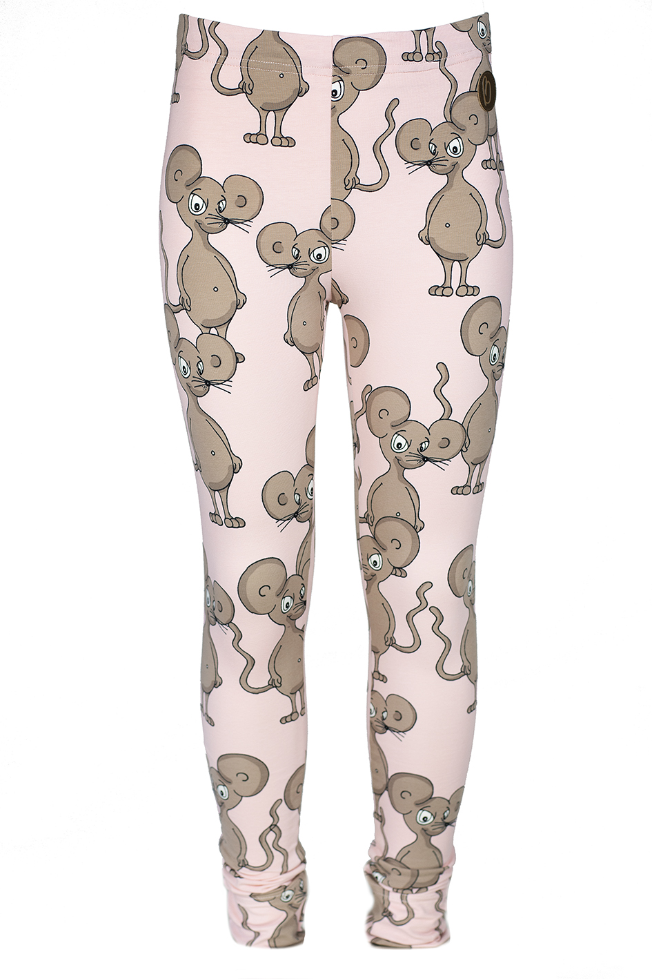 PARIS Leggingsit, Mouse Pink