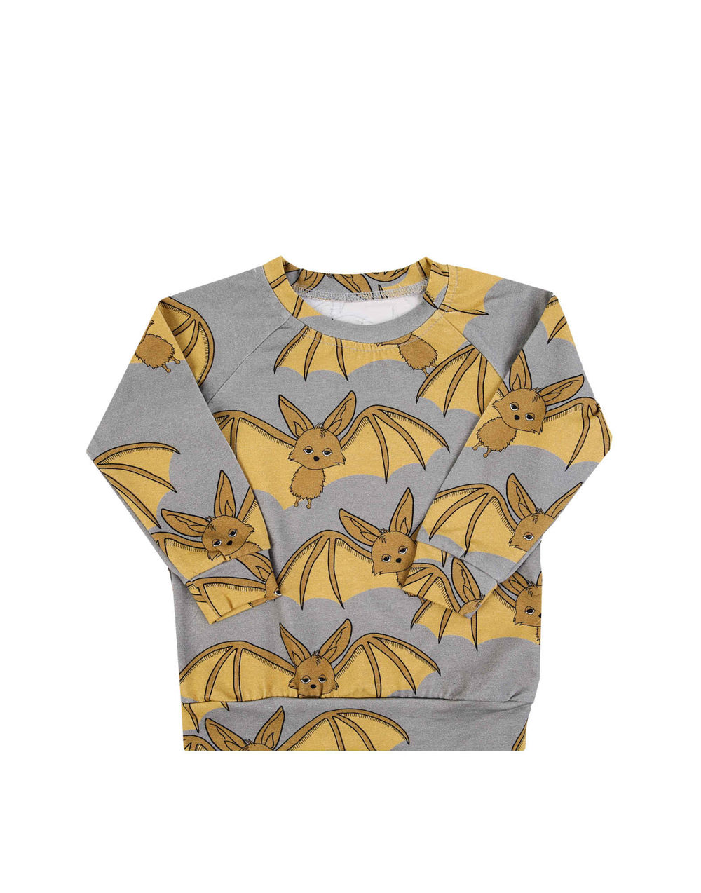DEAR SOPHIE GREY BAT LS