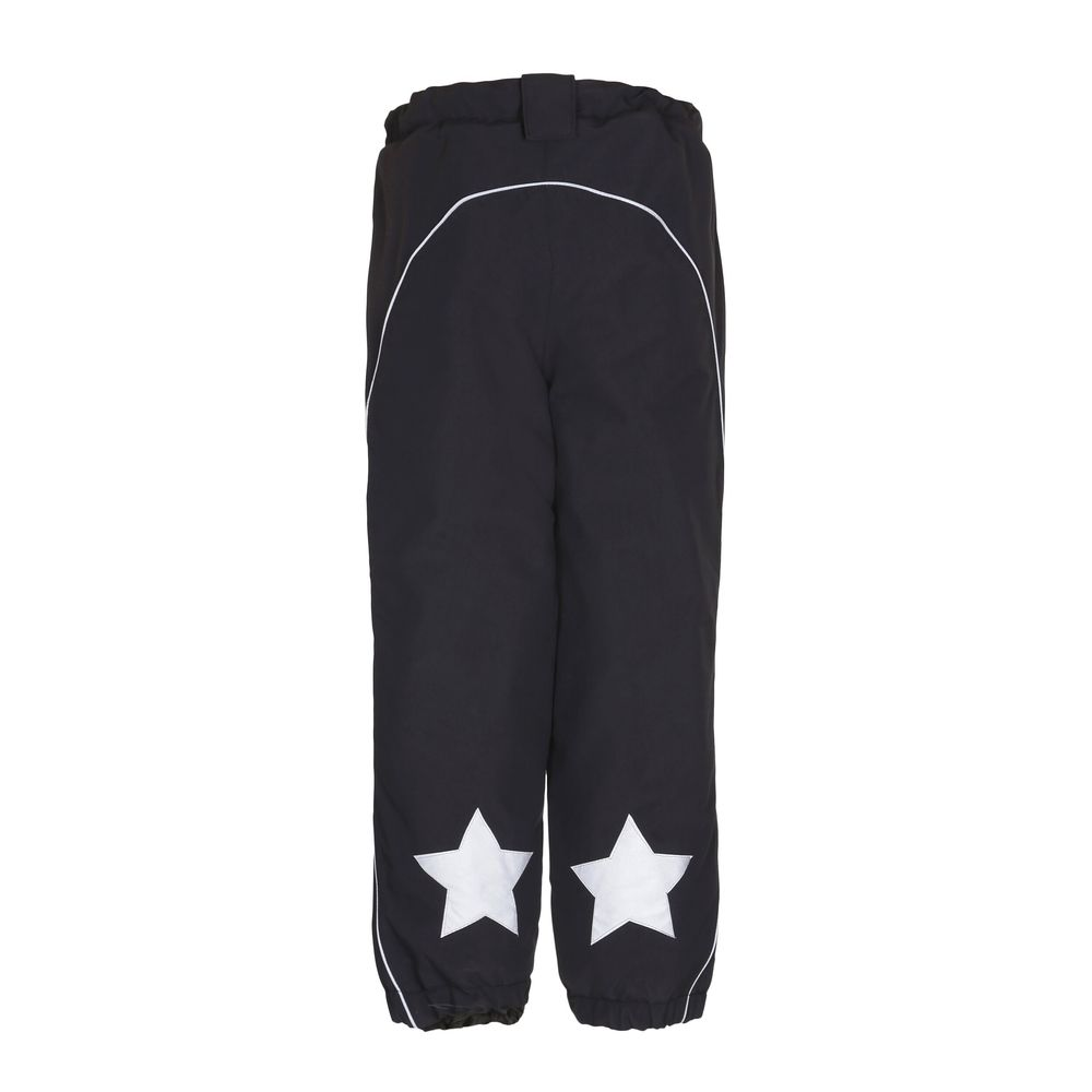 MOLO POLLUX ACTIVE PANTS, VERY BLACK