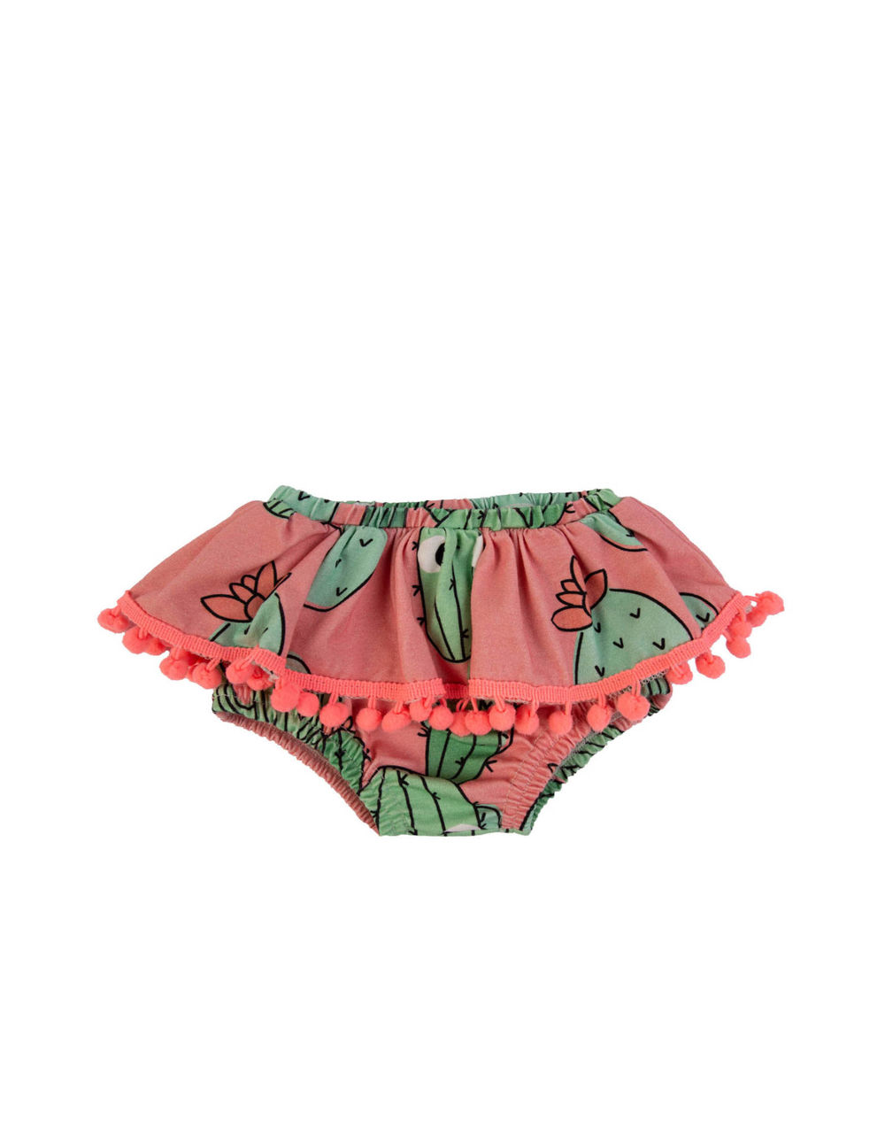 DEAR SOPHIE PINK CACTUS BLOOMERS
