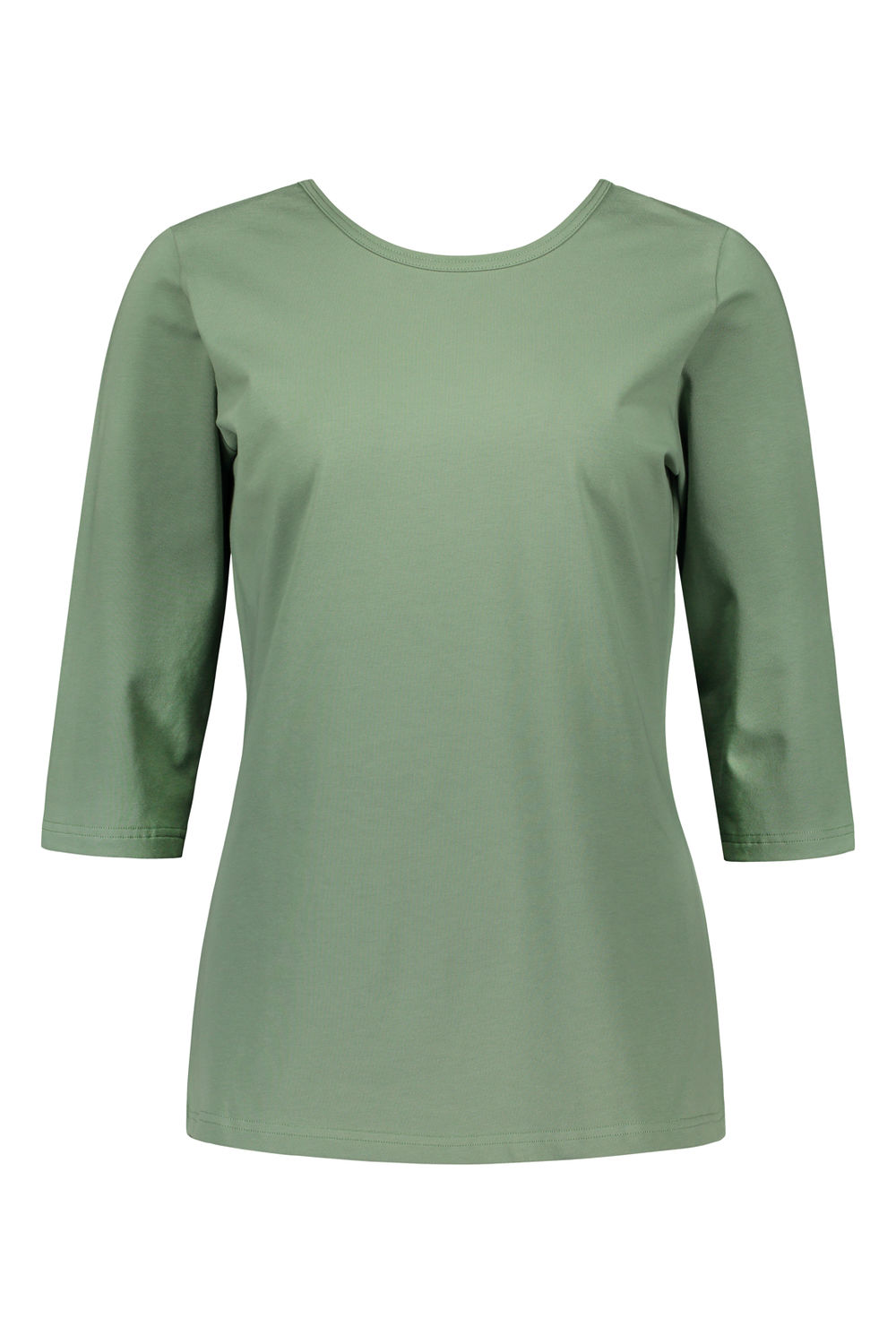 KAIKO WOMEN CROSS SHIRT, SAGE