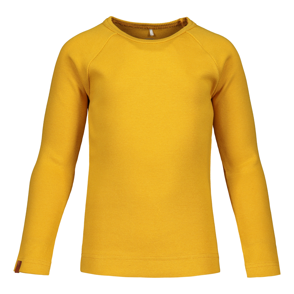 METSOLA RIB BASIC LS, SWEET HONEY