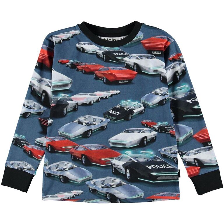 MOLO RAI LS SHIRT, SELF DRIVING CARS