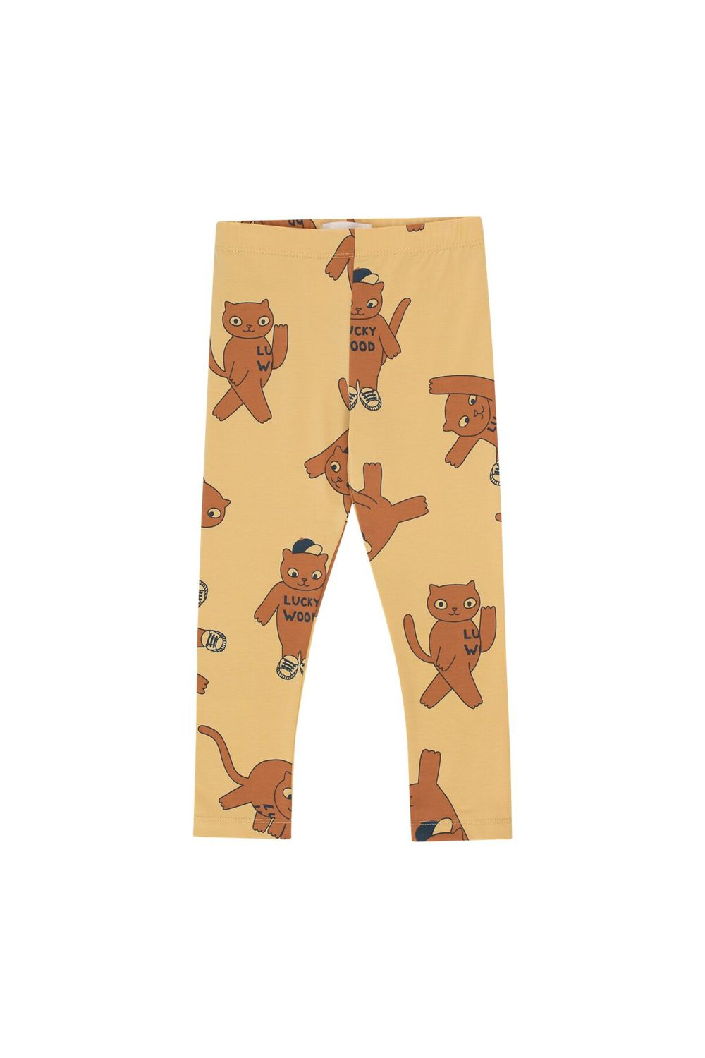 TINY COTTONS CATS PANT, SAND
