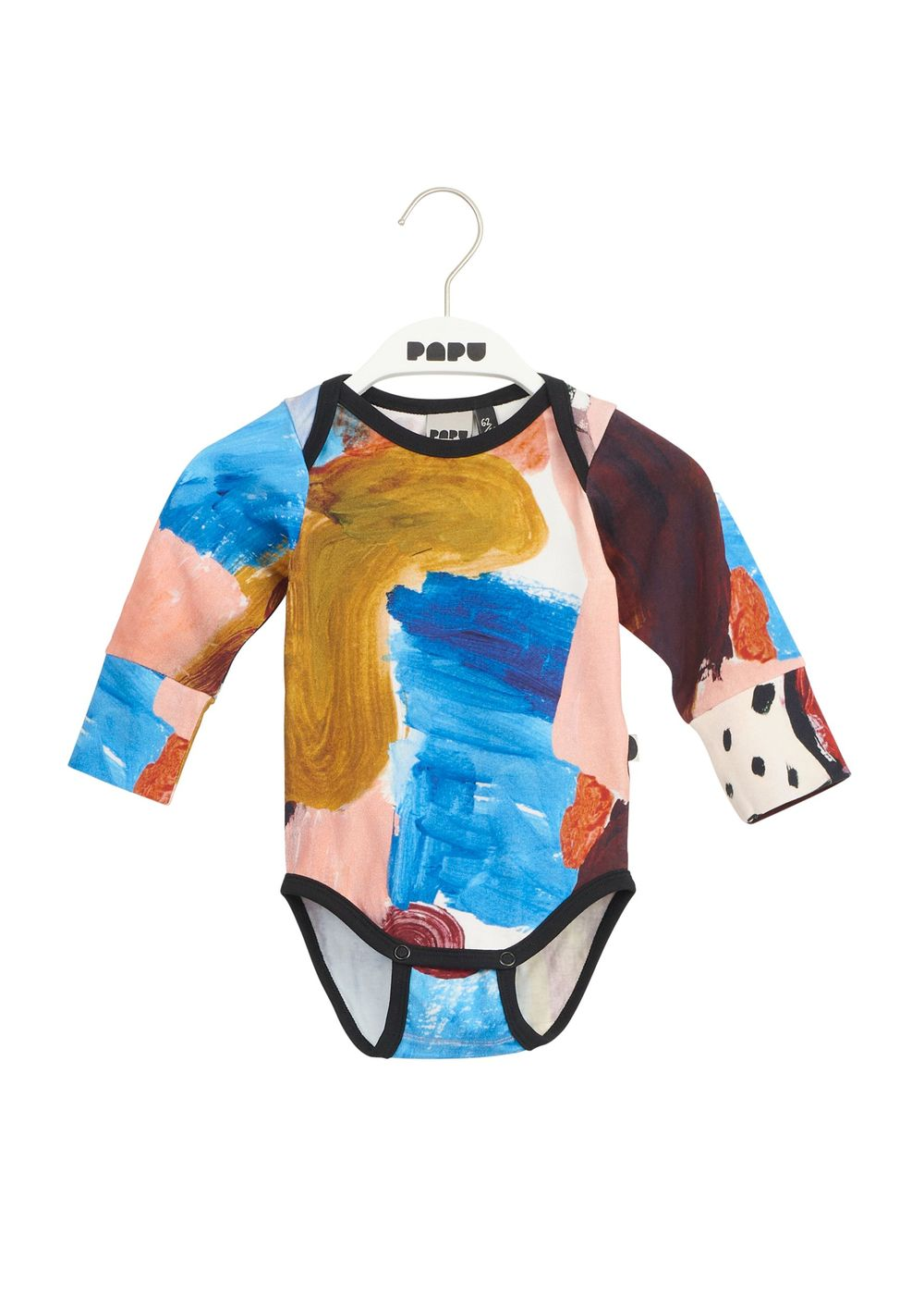 PAPU EXPRESSION LS BODY, MULTICOLOR