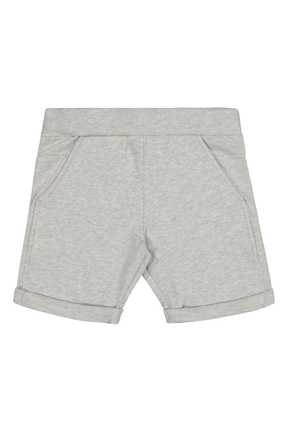 KAIKO JOGGER SHORTS, LIGHT GREY