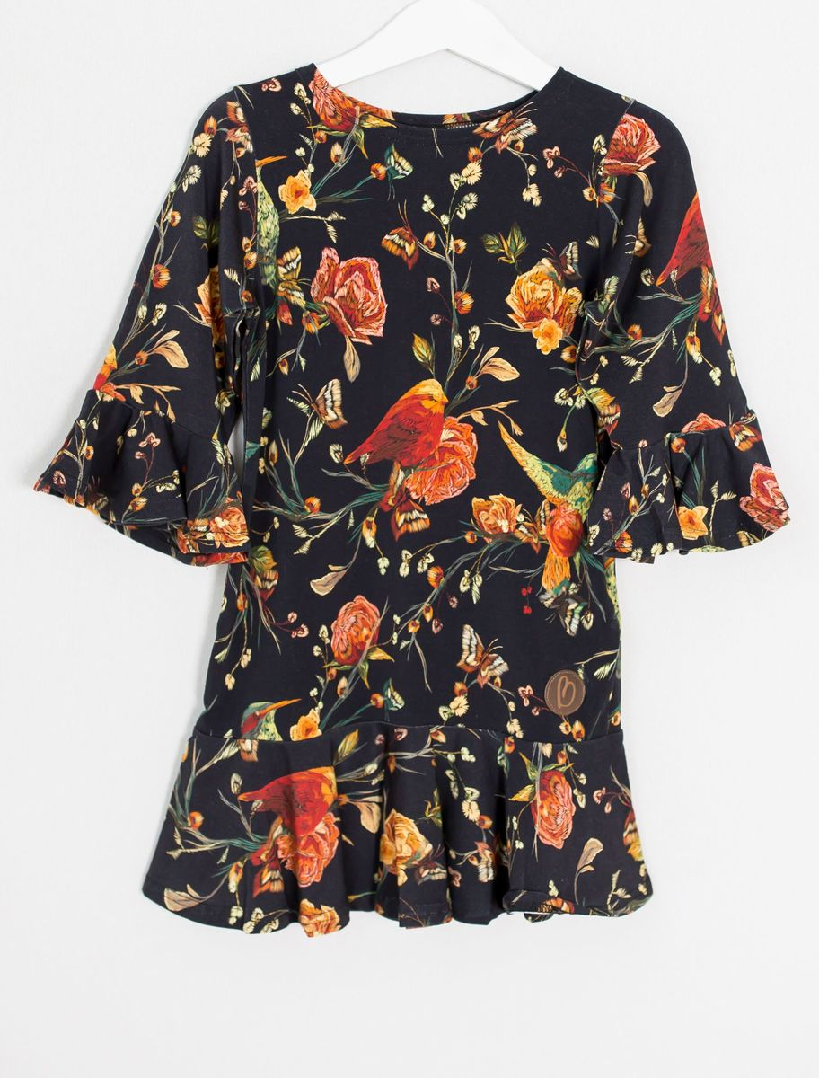 BLAA CATANIA DRESS, TROPIC FLOWER