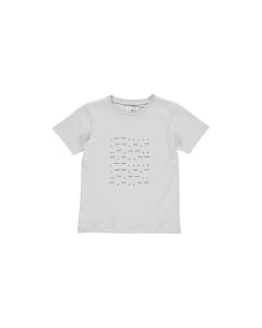 GRO COMPANY, NORR T-SHIRT, LIGHT HREY