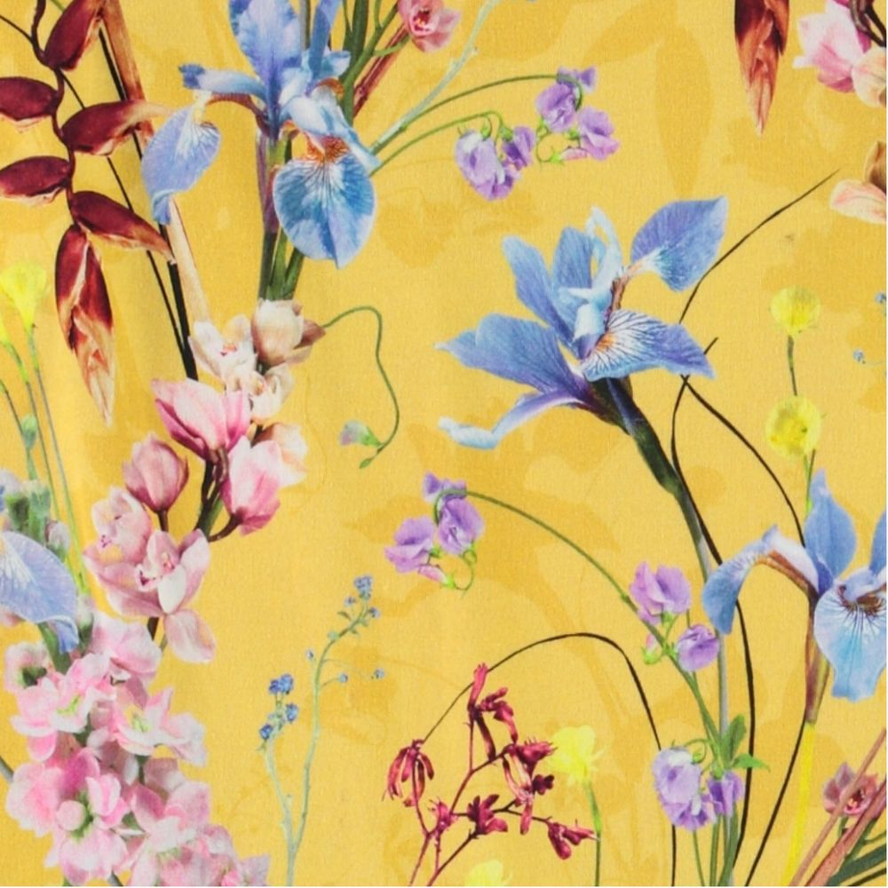 MOLO CLARE MEKKO LS, ART OF FLOWERS