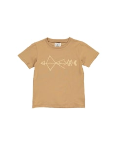 GRO COMPANY, NORR T-SHIRT, PECAN