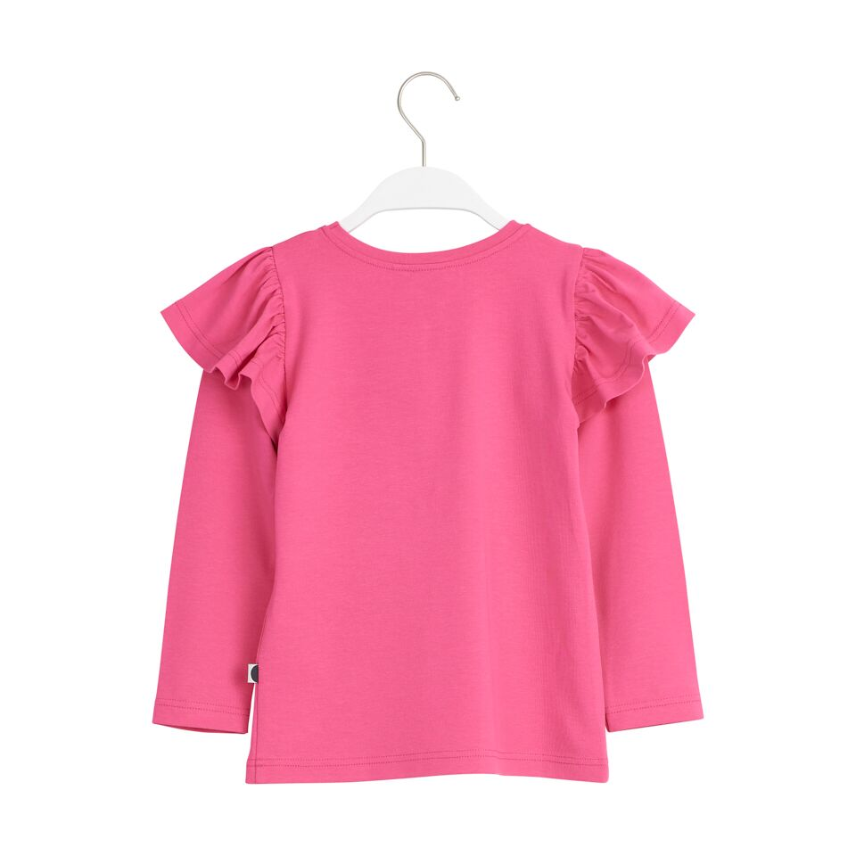 PAPU BUTTERLY LS SHIRT, GENTLE PINK