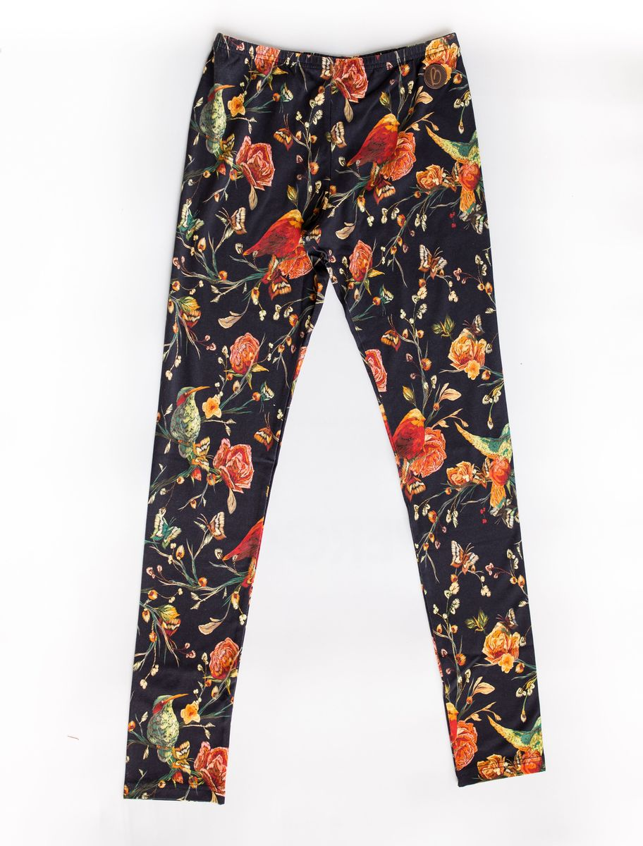 MIAMI Leggingsit, Tropic Flower