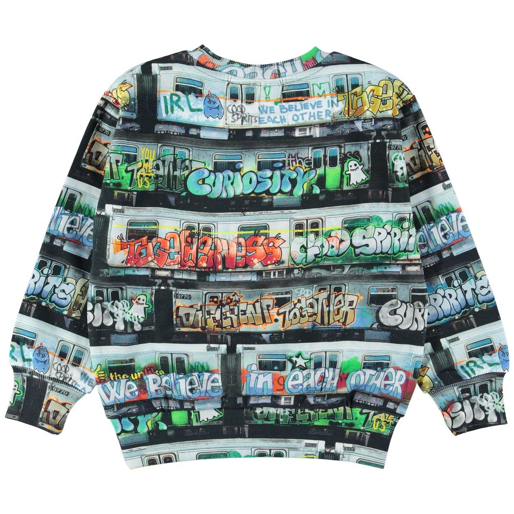 MOLO MIK SWEATSHIRT, SUBWAY