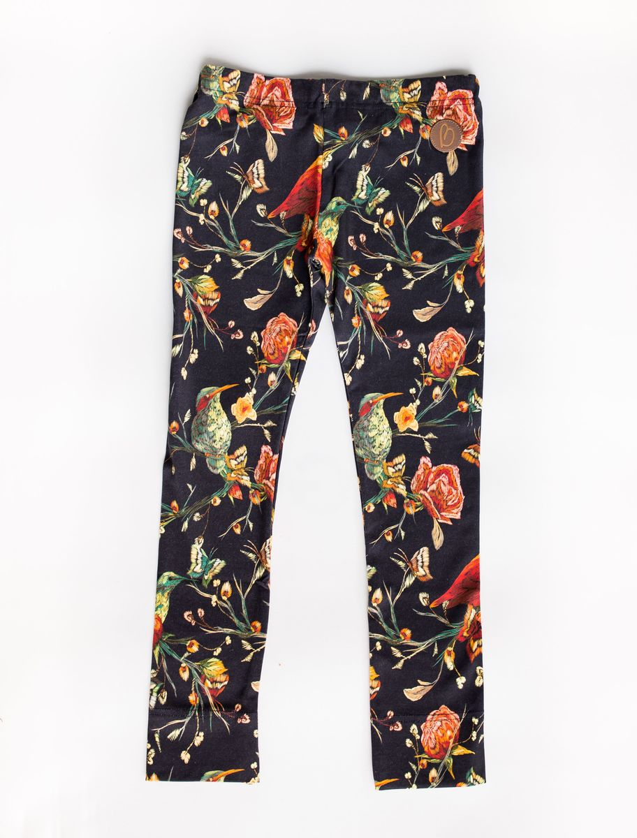 BLAA PARIS LEGGINGS, TROPIC FLOWER