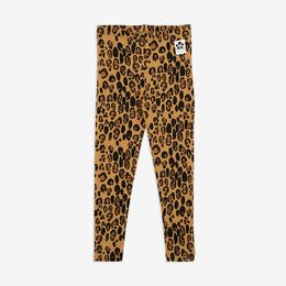 MINI RODINI BASIC LEOPARD LEGGINGS