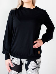 BLAA SEVILLA SHIRT,BLACK