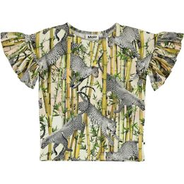 MOLO RAYAH T-SHIRT, FLYING LEOPARD