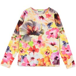MOLO ROSE LS SHIRT, PACIFIC FLORAL
