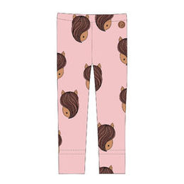 BLAA PARIS LEGGINGSIT, PONY PINK