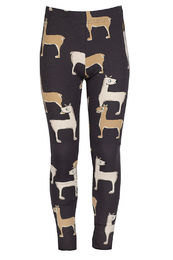 PARIS trikooleggingsit, Llama Brown