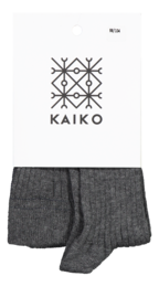 KAIKO RIB TIGHTS, GREY MELANGE