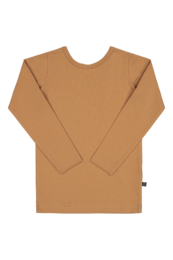 KAIKO CROSS SHIRT LS, LATTE