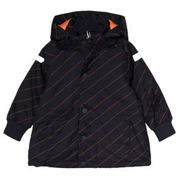 TINY DIAG.STRIP SNOW JKT