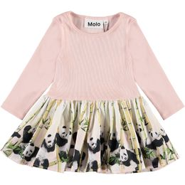 MOLO CANDI DRESS LS, PANDA PARTY