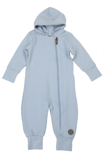 MILAN Collegehaalari JUMPSUIT, BLUE GRAY